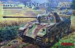 MNGTS-035 1/35 Pz.Kpfw.V Ausf.A Panther (Late) Sd.Kfz.171